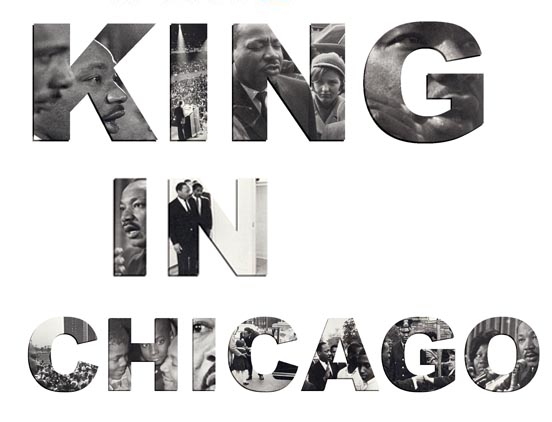 king in chicago poster